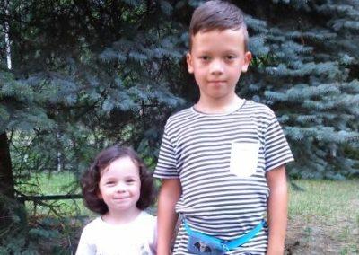 Zasuń Amelia i Maciej